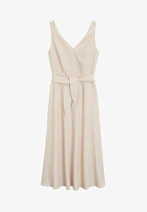 TEMPOLI - Sukienka letnia - beżowy