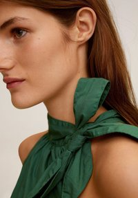 Mango - MIREIA - Day dress - dunkelgrün - 4