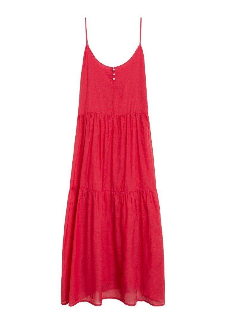 Mango - SOLI - Day dress - fuchsia
