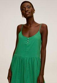 Mango - SOLI - Vestido informal - grün - 2