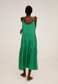 Mango - SOLI - Vestido informal - grün - 1
