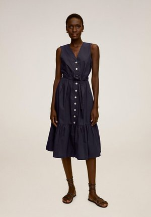 CRIS - Day dress - dunkles marineblau
