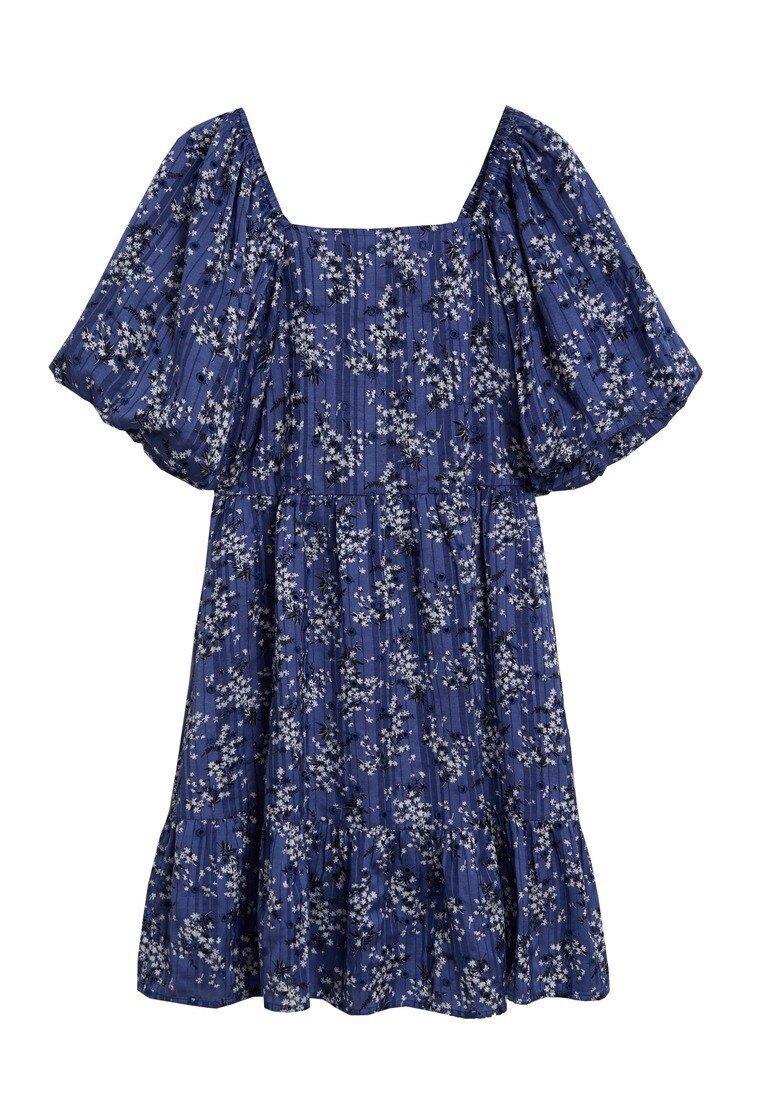 Mango - SKY - Robe d'été - blau