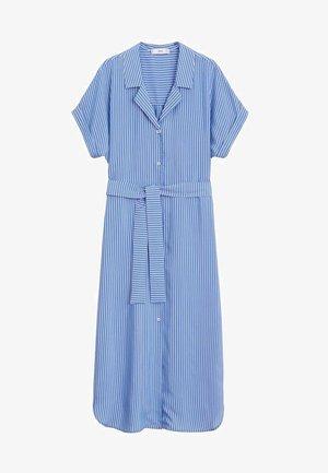 DOLS - Shirt dress - marineblau