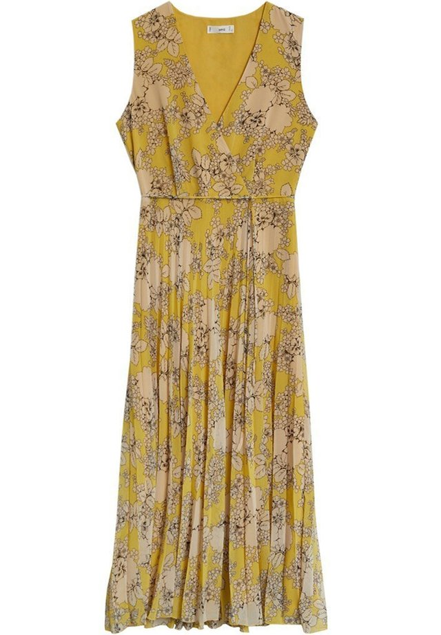 Vestido informal - gelb
