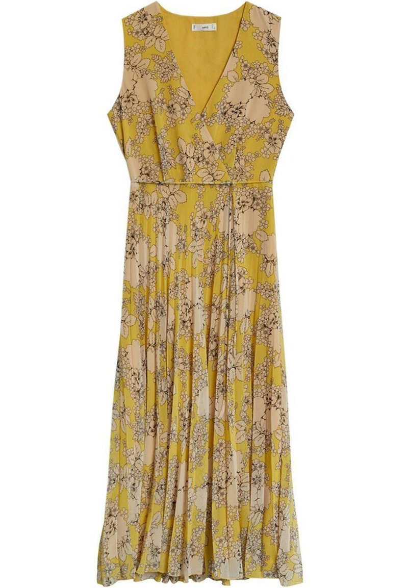 Mango - Vestido informal - gelb