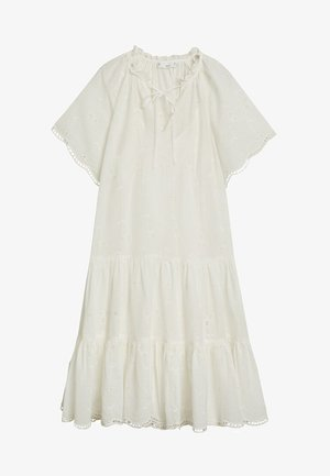 BOHOCHIC - Day dress - cremeweiß