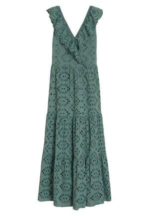 TEO - Maxi-jurk - wassergrün