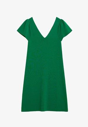 FRILLS - Korte jurk - vert