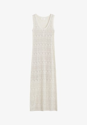 GORDON - Maxi dress - gris clair/pastel