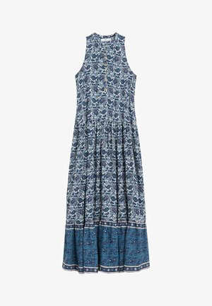 DOHA - Maxi dress - blau