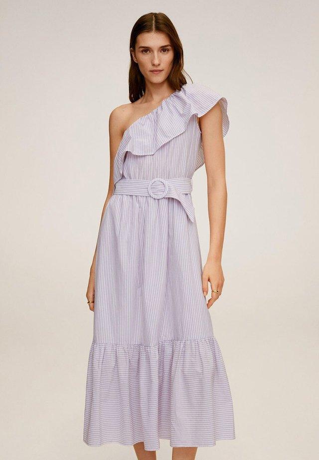 Sukienka letnia - lila