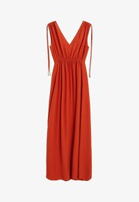 Mango - KLEMENT - Maxi-jurk - orange - 5