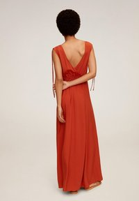 Mango - KLEMENT - Maxi-jurk - orange - 2