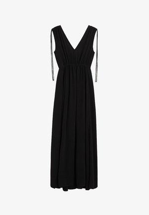 KLEMENT - Maxi-jurk - schwarz