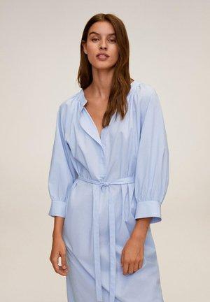 Vestido informal - himmelblau