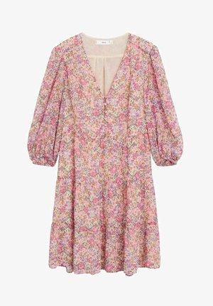 PRARIE6 - Korte jurk - rose