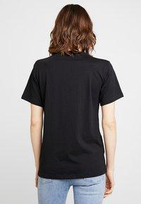 Mango - CAMISETA FRUITY - T-Shirt basic - black - 2