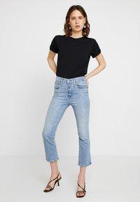 Mango - CAMISETA FRUITY - T-Shirt basic - black - 1