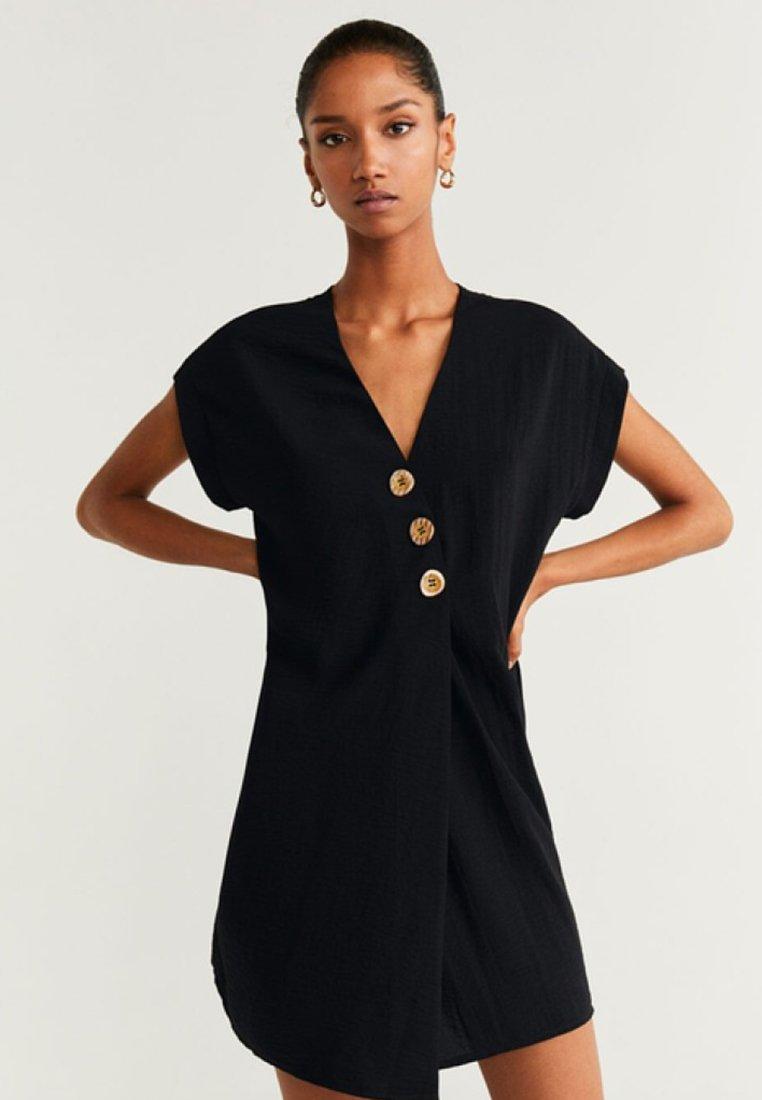 Mango - BALMES-H - Day dress - black