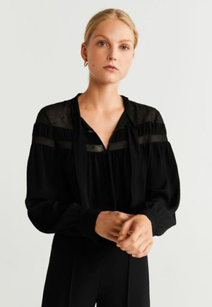 BRERA - Blouse - black