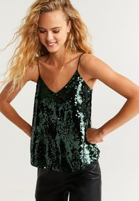 Mango - NERA - Blouse - green - 0