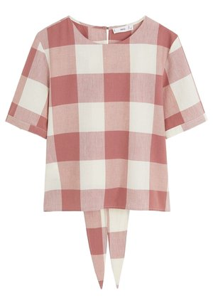CUADRI - Print T-shirt - pastellrosa