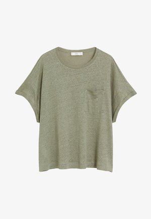 LICROP - T-shirt basique - bosgroen
