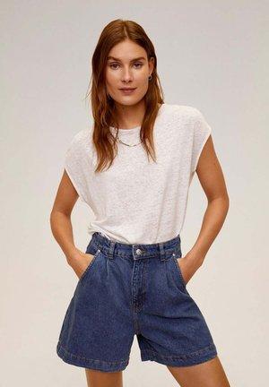 LINOM - T-shirt basic - wit