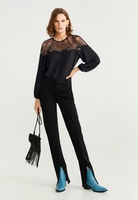 Mango - RAMET - Blouse - black - 1