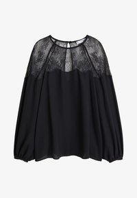 Mango - RAMET - Blouse - black - 4