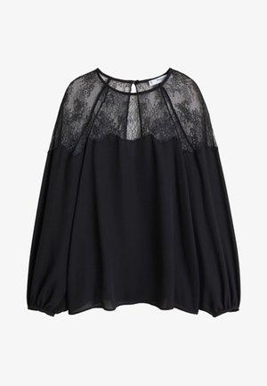 RAMET - Camicetta - black