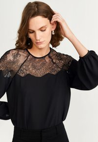 Mango - RAMET - Blouse - black - 3