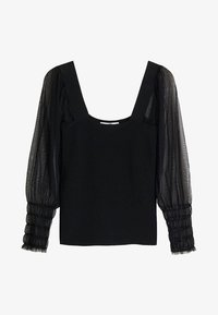Mango - JAZZ - Blus - black - 3