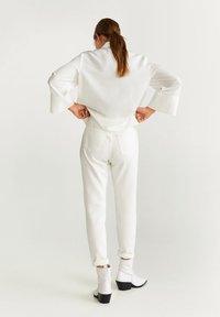 Mango - DIAMOND-A - Skjorte - creamy white - 2