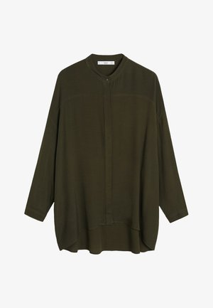 LUPE - Button-down blouse - khaki