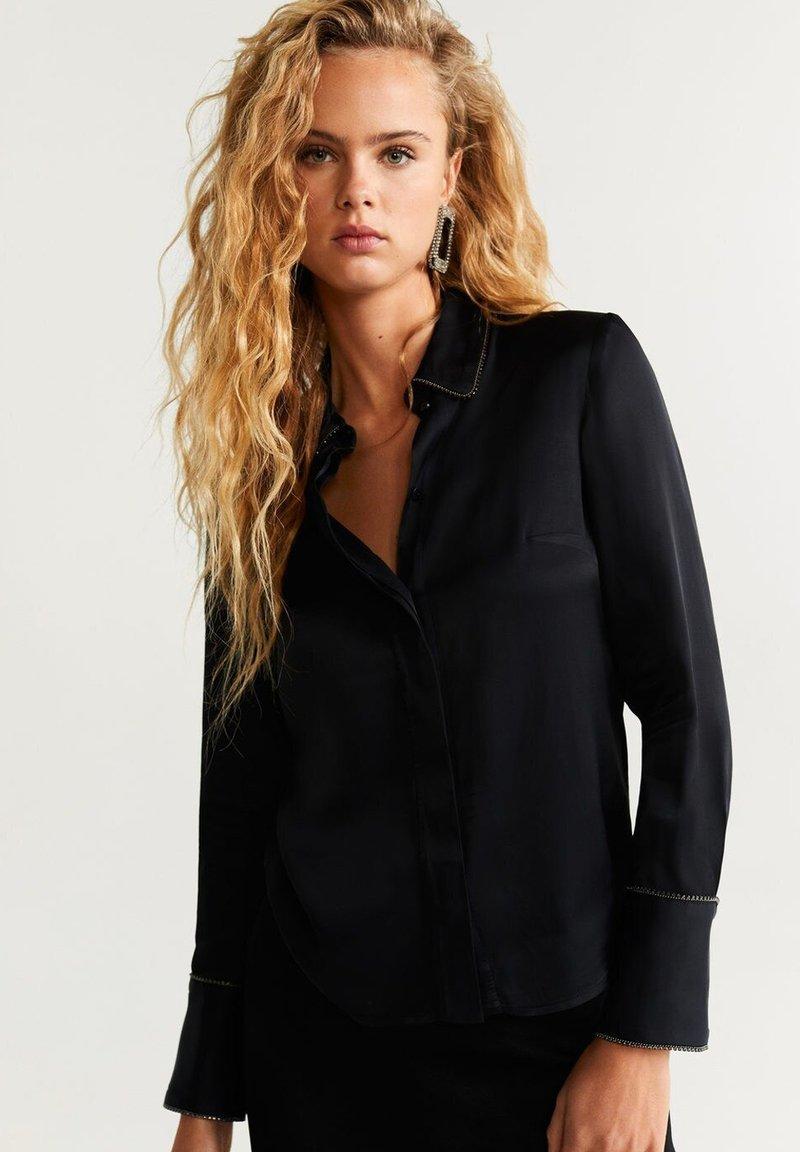 Mango - SKYE - Skjorte - black