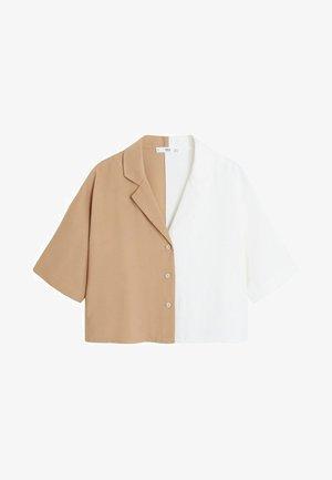 BOB - Overhemdblouse - white