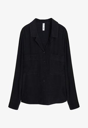 STORM - Camicia - black