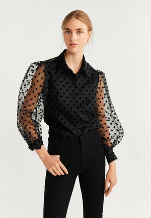 TOPI - Overhemdblouse - black