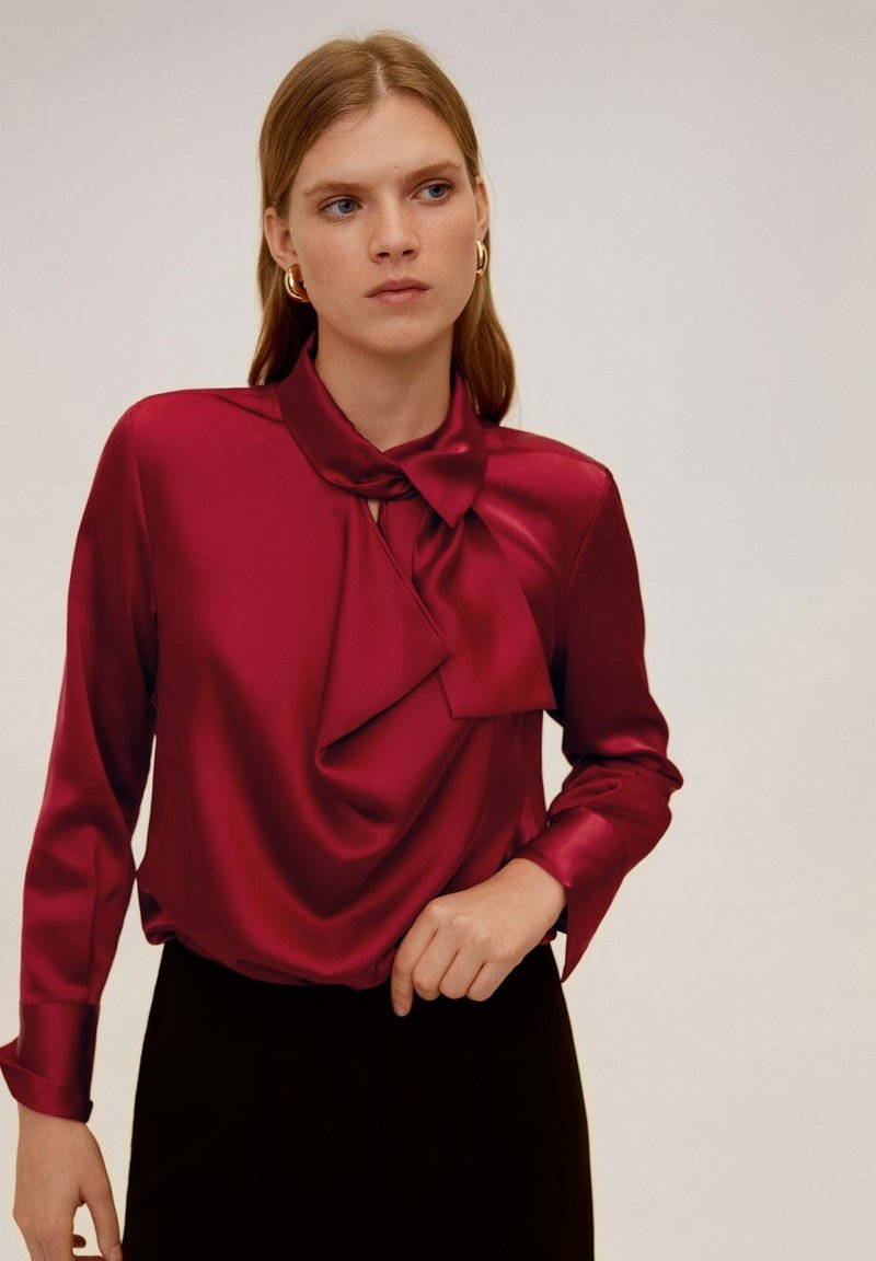 Mango - SOFIA - Blouse - medium red