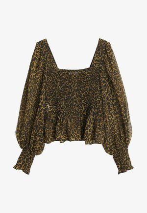LYON - Blouse - brown