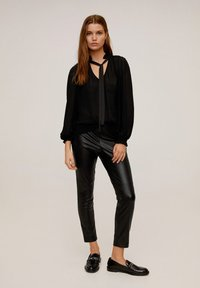 Mango - NOA - Blouse - black - 1