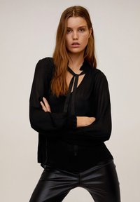 Mango - NOA - Blouse - black - 0