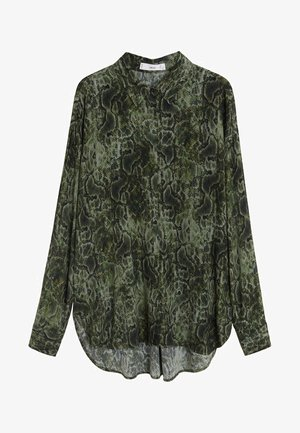 CASCABEL - Overhemdblouse - green