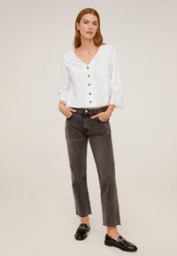 Mango - PRAIRIE - Blouse - off-white - 1