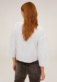 Mango - PRAIRIE - Blouse - off-white - 2