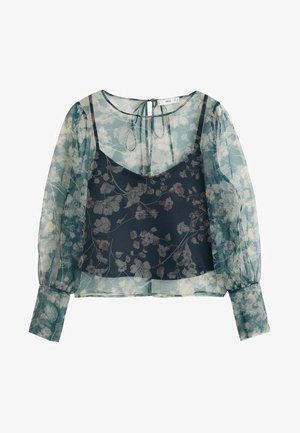 ORGA - Blouse - green