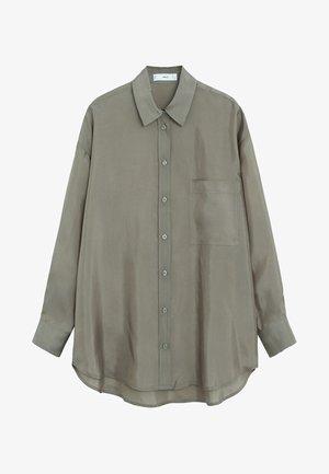GRETITA - Skjorte - khaki