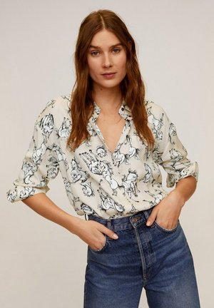 DANIELA - Button-down blouse - rosa